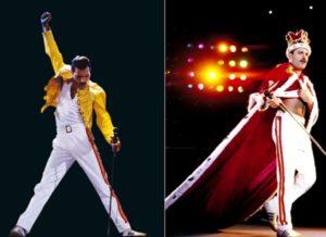 I migliori look di Freddie Mercury