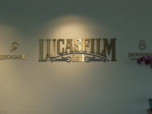 Lucas Film @ San Francisco