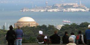 Inspiration Point @ San Francisco's Presidio