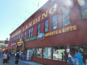 Miners Landing Pier 57 Seattle