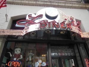 Lori's Diner @ San Francisco