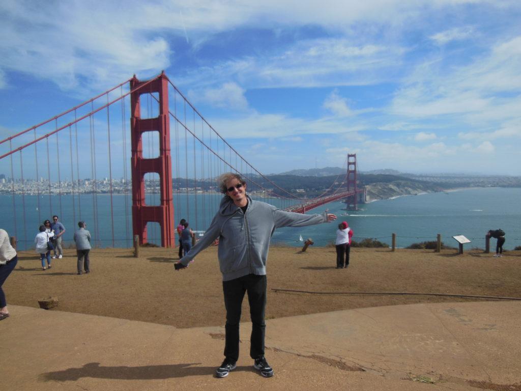 Golden Gate Bridge @ San Francisco