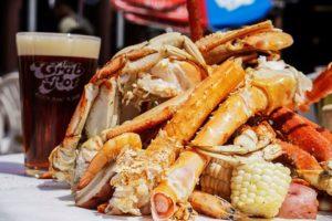 The Seattle Crab Pot Seafest