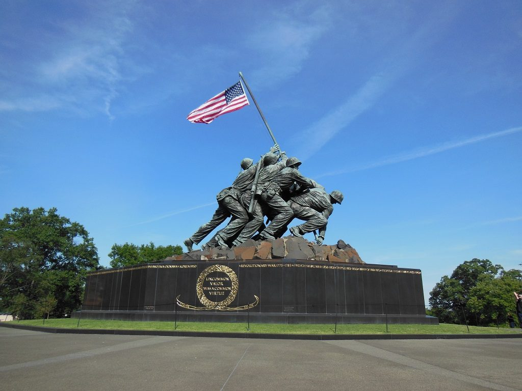 Marine Corps Memoriale ad Arlington