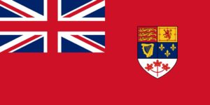 Bandiera del Canada prima del 1965