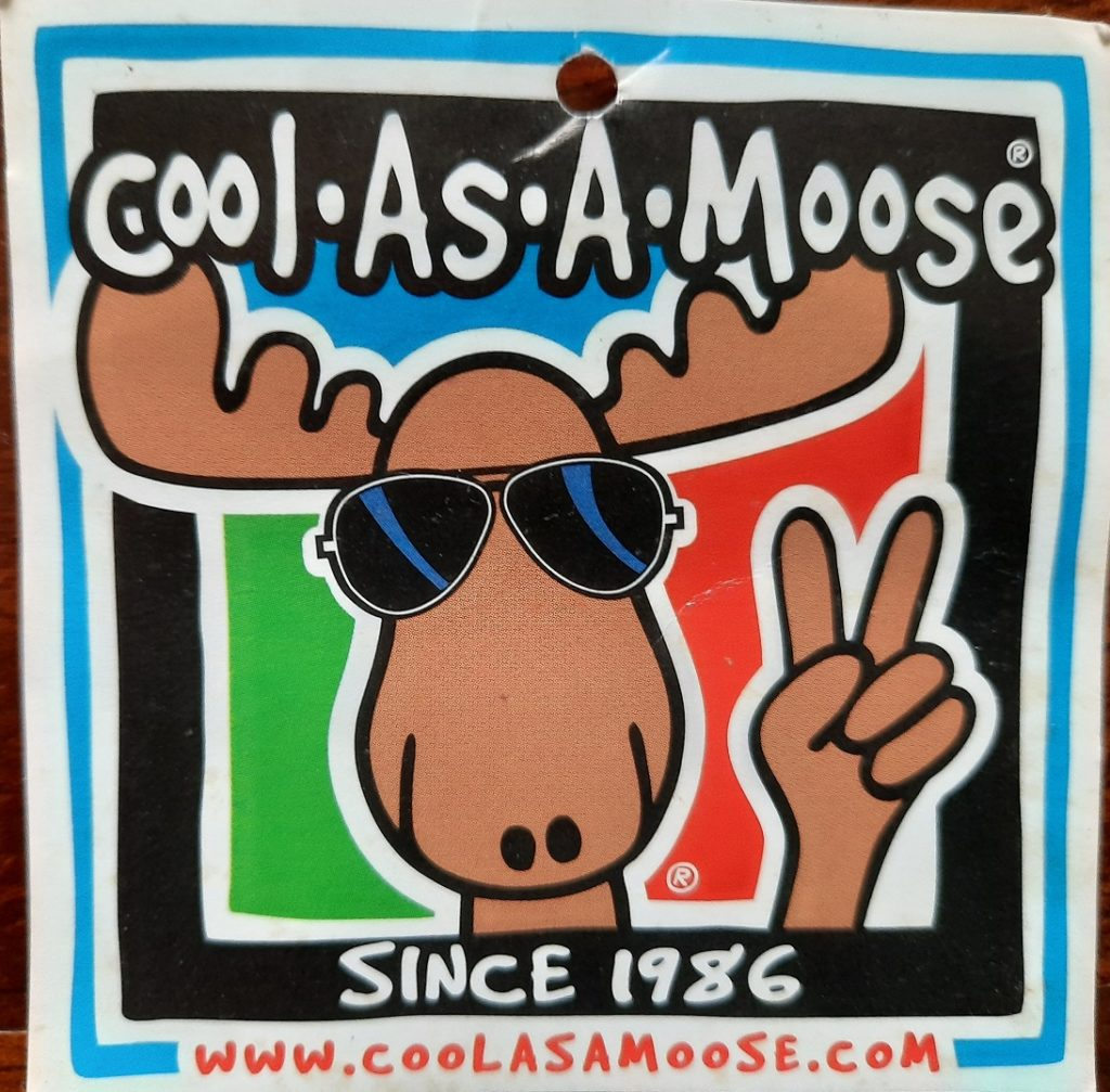 Cool As a Moose
