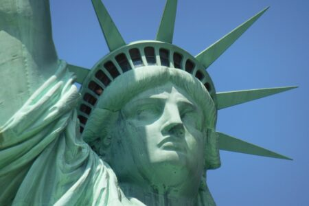 Lady Liberty, New York