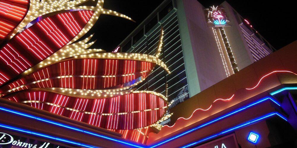 Flamingo hotel e casino a Las Vegas
