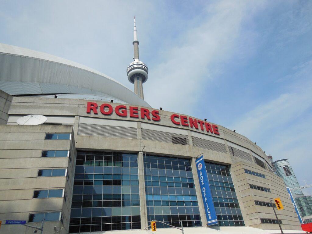 CN Tower e Rogers Centre Toronto