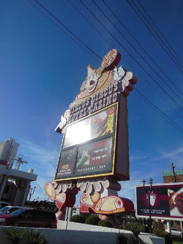 Circus circus at Las Vegas, Nevada