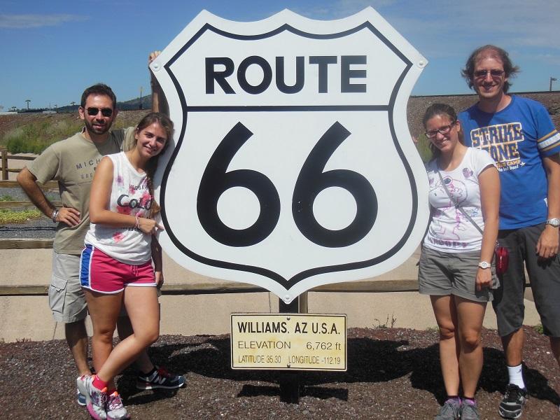 Route 66 - Williams (AZ)