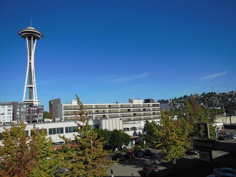 Travelodge, Space Needle Seattle
