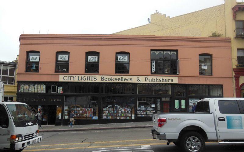 City Lights Book San Francisco